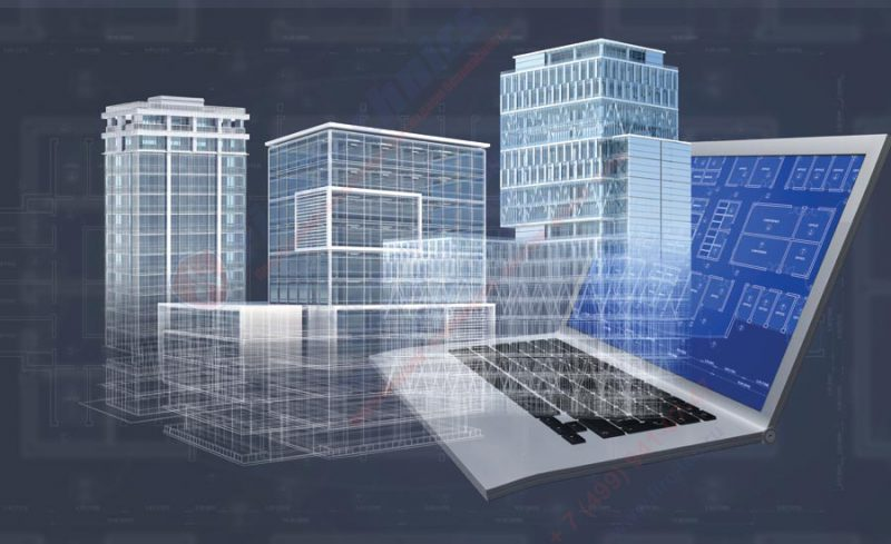Информационное моделирование зданий (BIM)